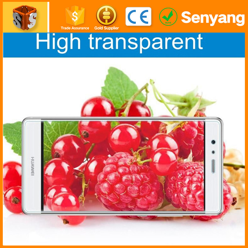 guangzhou mobile phone accessories High Quality tempered glass screen protector for Huawei Ascend G700