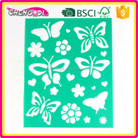 Best Selling diy sheets stencil , diy plastic stencil, diy painting stencil