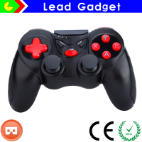 Wireless bluetooth gamepad game controller for P3 game console