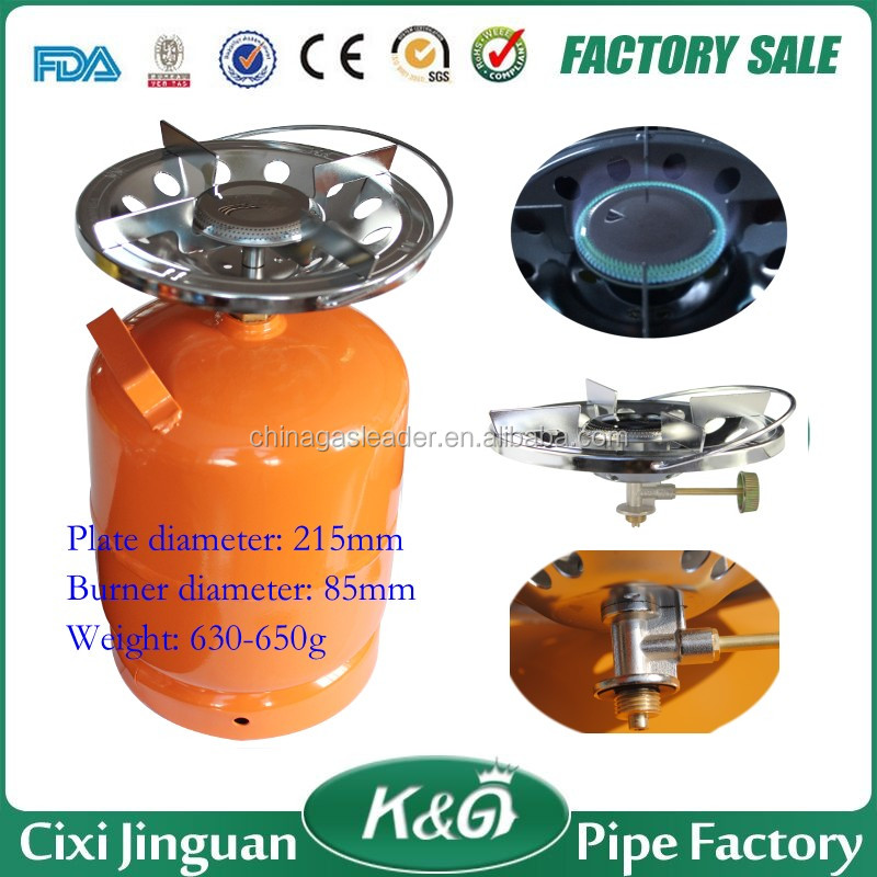 Cixi Jinguan factory supply cheap outdoor kitchen stove, commercial outdoor LPG camping gas stove, camping appliance