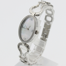 Good present for girls minimal womans bracelet diamond watch valentine day gifts B2794-02