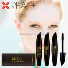 Doesn't dry out REAL PLUS 3D fiber lash mascara/hot coffee tube mascara/empty mascara bottle