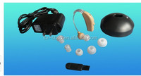 Rechargeable BTE hearing aid sound amplifier from factory with most competitive price