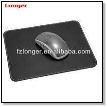 Best gift ergonomic leather computer mouse pad custom LG6031F