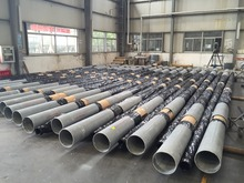 FRP fiberglass Light Pole grp pole power pole