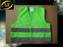 Children High Viz Vest, Green High Viz Vest for Children