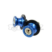BJ-Screws-3005 New arrival blue CNC motorcycle swing arm spools