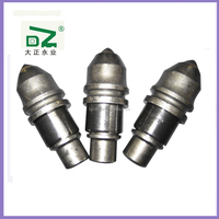 Stainless Steel Pipe Spare Parts of Drilling Rig Bucket Teeth