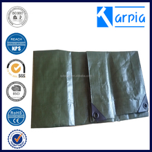 EU standard fire retardant korea hdpe tarpaulin to cover timber, roof
