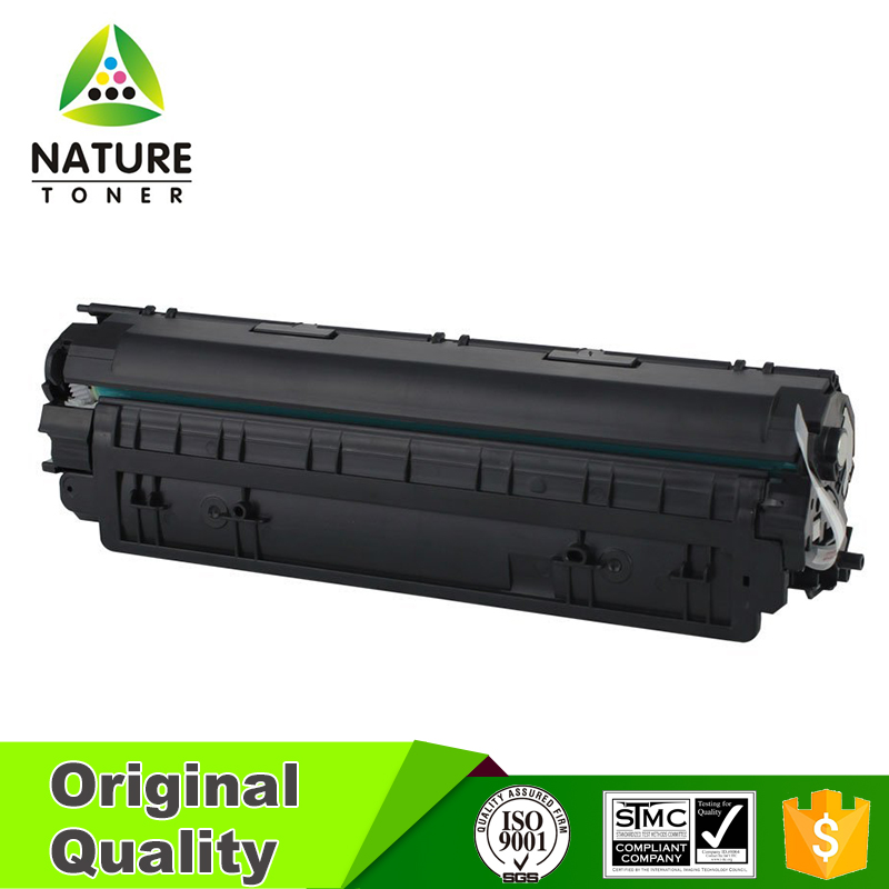 original quality compatible hp remanufactured black toner cartridge cf283a 83a
