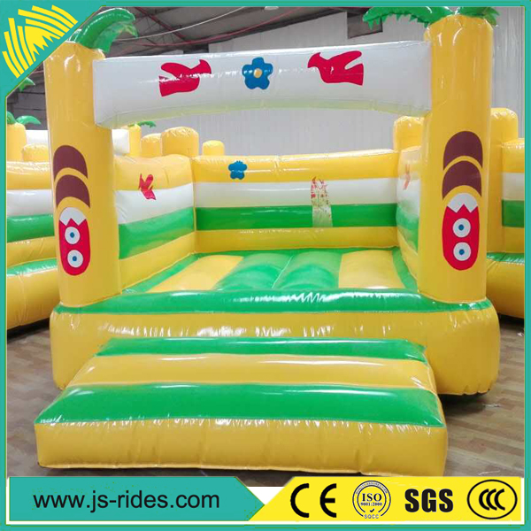 Hot selling cheap inflatable bouncers for sale