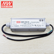 Waterproof Aluminum case 100W 30vdc LED Driver IP66 CEN-100-30 MEAN WELL original