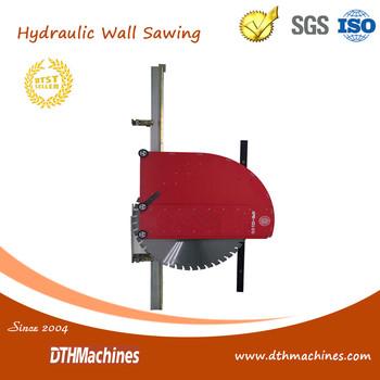 JOYSUNG 307 wire saw machine price concrete wall cutting machine ...