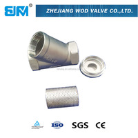 Stainless Steel Y Strainer Prices