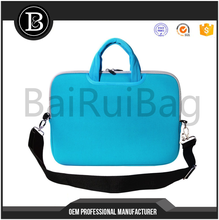17 17.3 Inch Laptop Sleeve With Handle Zipper Pocket/Notebook Computer Case/Tablet Briefcase Carrying Bag