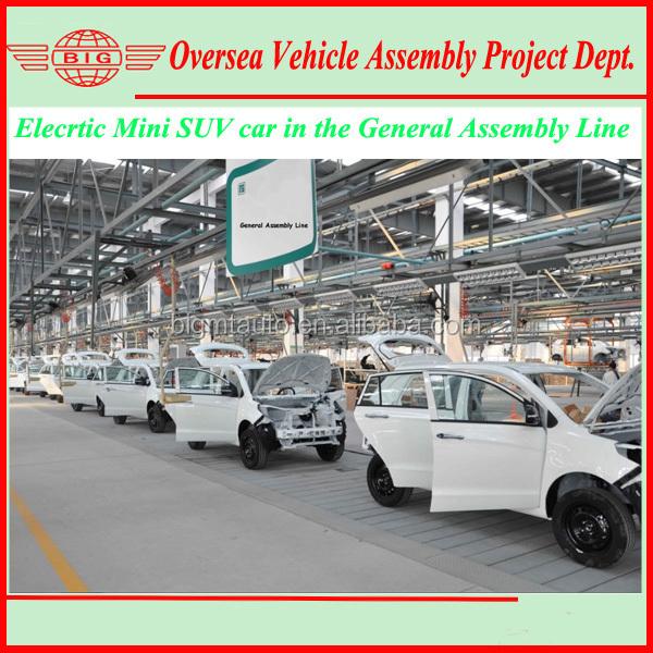 Suv Type 2015 Version Cheap Electric Car (skd/ckd Kits