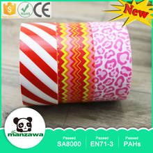 China cheap air conditioner cloth colored pvc duct tape
