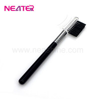 Wholesale eco friendly professional makeup eyebrow brush
