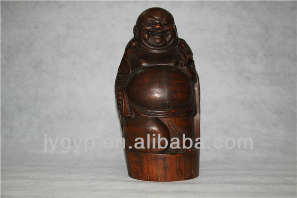 wood carving bamboo sculpture Buddha carving