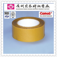 double sided tape with duct for carpet fixing and jointing