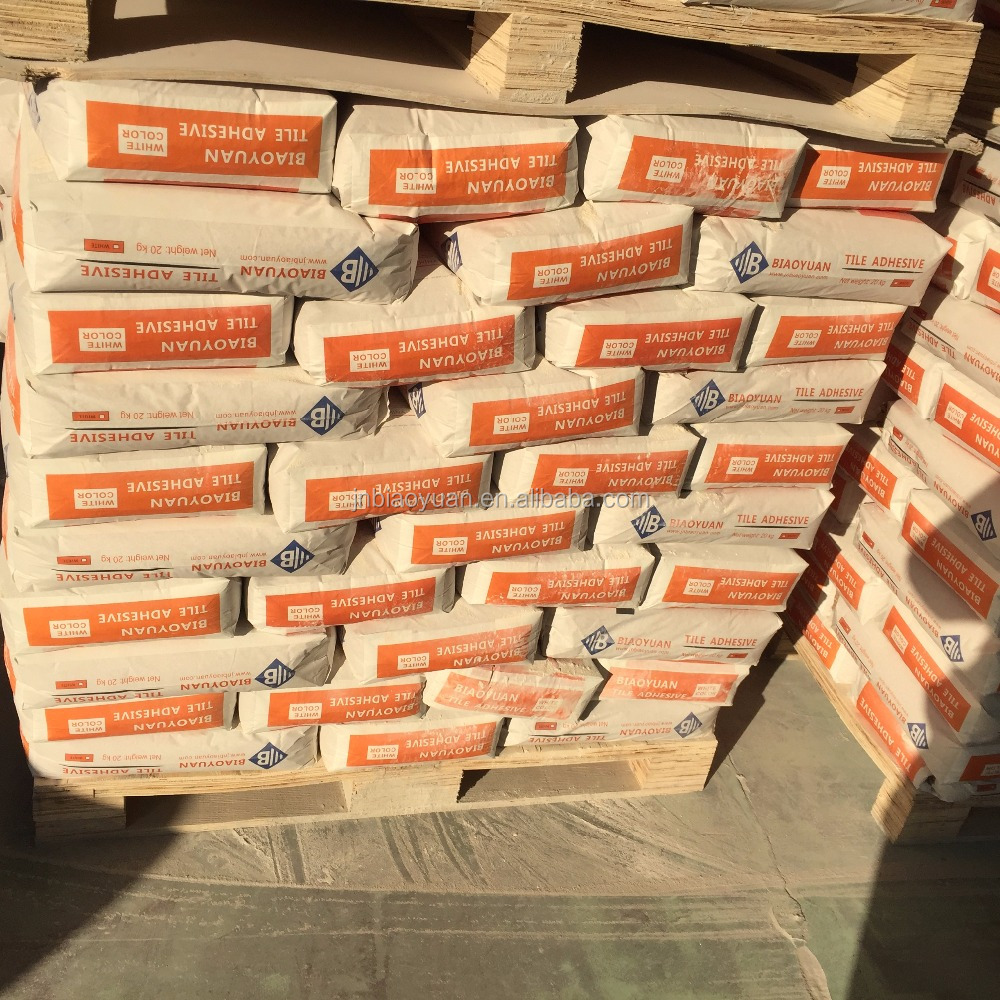Concrete Bonding Sandstone Marble Tile Adhesive Waterproof For Outdoor
