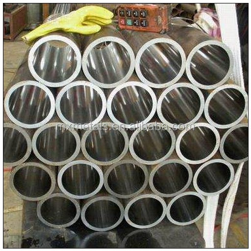 ST52 Top-level Seamless Hydraulic Cylinder Carbon Steel Honed Tube