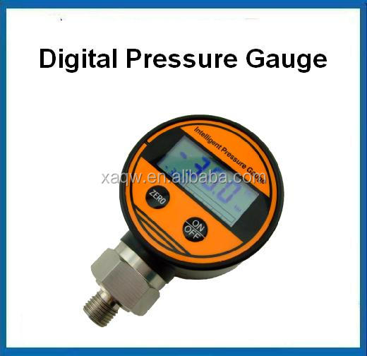 0-100Mpa digital pressure manometer with lcd display and battery power