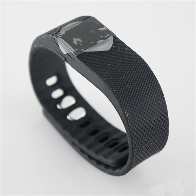 TW64 Smartband Waterproof Wristband Activity Fitness Sleep Tracker Pedometer Bluetooth 4.0 For Samsung iPhone IOS Android