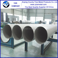 Alloy Galvanized Carbon Stainless seamless steel tube/galvanized round steel pipe (factory)