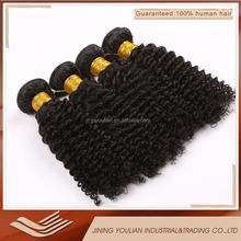 YL hair products 7A grade best quality Mongolian hair afro kinky curly virgin hair weaves