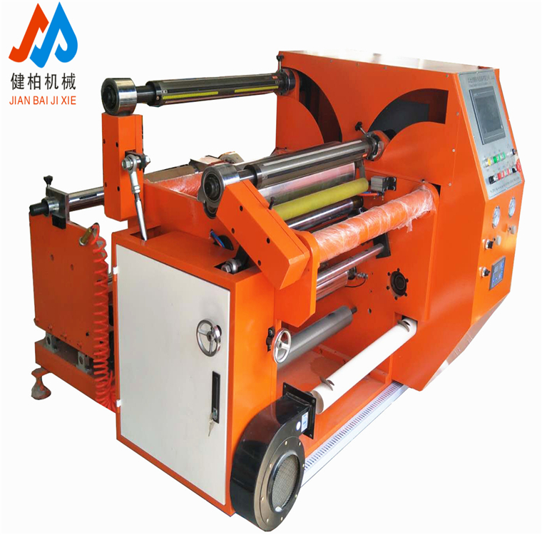Competitive price jumbo roll paper slitting rewinding machine and slitter