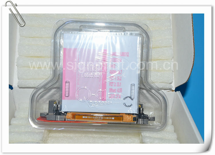 Good price!!Spectra printhead polaris 512 35pl print head for Gongzheng/Flora/Aprint inkjet printer