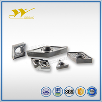 VCGX-AL carbide uncoated turning insert for aluminum general application