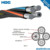 GOST R 52373-2005 Standard SIP 2 Cable 3x50+54.6mm2 Aluminum self supporting wire core XLPE insulation Insulated AAAC Neutral