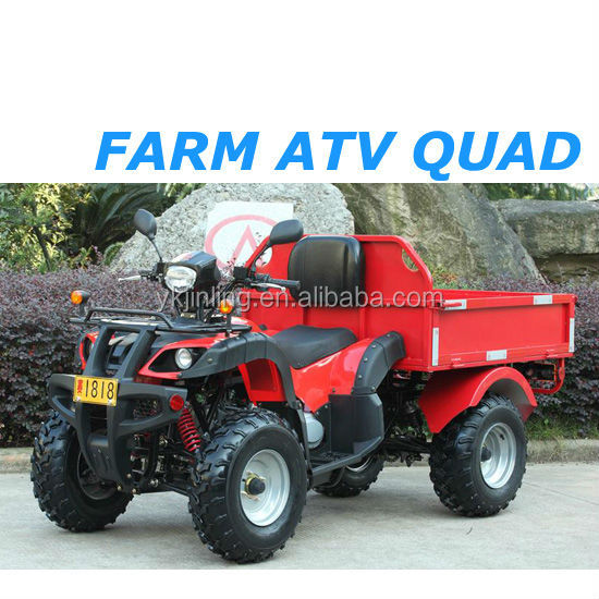 2017 hot sales 200cc fully automatic Trailed ATVs CVT quad bike (JLA-13T-10)