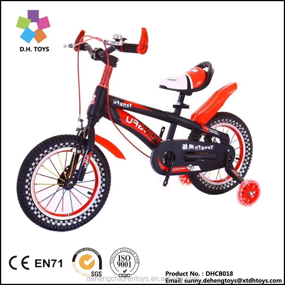 12 inch Popular Kids Bike to export Saudi district/Heavy Carbon Fibre Kids Bike/China Wholesale Cheap