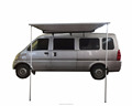 4WD overland camper side awning for camping equipment
