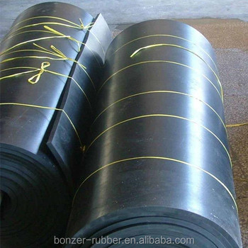 SBR Butylbenzene Rubber Sheet Mat Factory In China