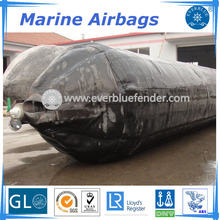 Inflatable Marine Rubber Salvage Airbags for ships and docks