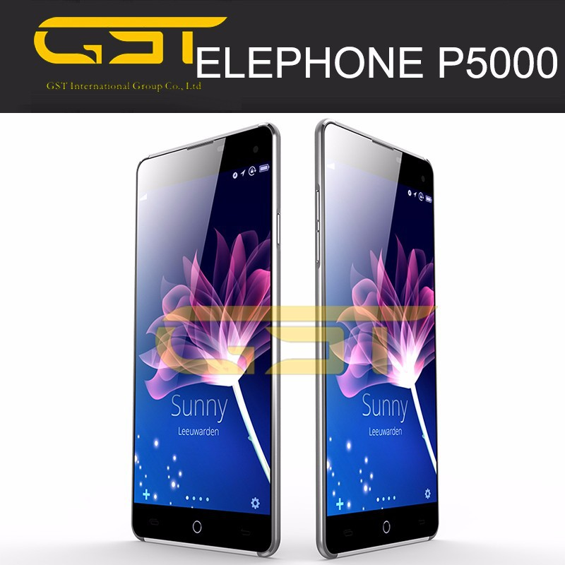 2015 Brand new Elephone P5000 MTK6592 Octa Core 5.0 inch 2GB RAM 16GB ROM 16MP 3G mobile phone