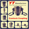 "stainless camlock coupling, 1/2""-6"", A/B/C/D/E/F/DC/DP, OEM Manufacturer"