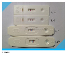 CE & FDA private label HCG One Step Pregnancy Test cassette