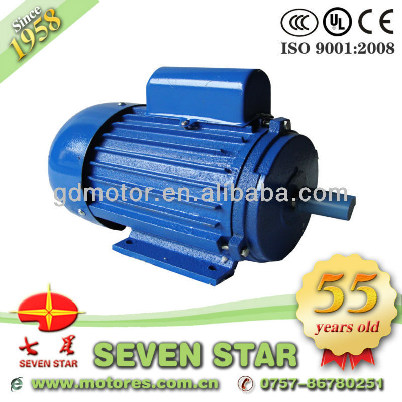 CE 50HZ 230V ac motor for wood lathe motor
