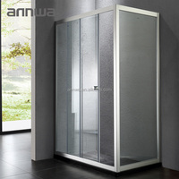 foshan 6mm glass shower enclosure cubicle for sale