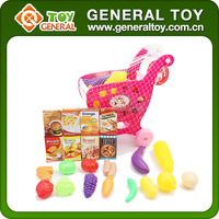 Supermarket Shopping Toy Car Shopping Trolley Baby Shopping Cart Toy