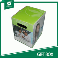 POPULAR CORRUGATED GIFT BOXES FOR PACKING HEALTH CARE PRODUCTS