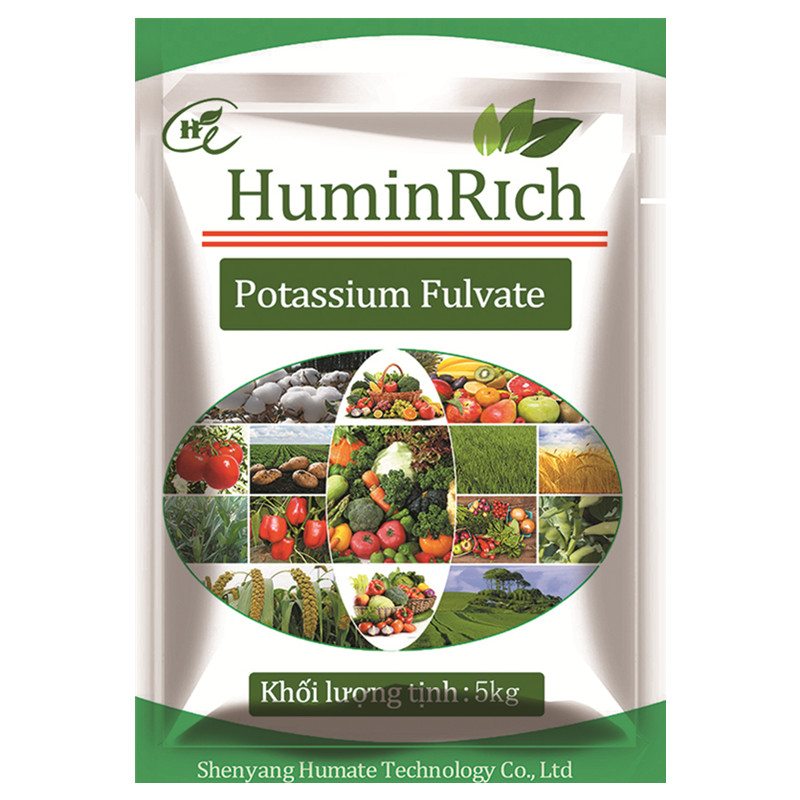 Huminrich 20kg Box Humine Powder Organic Fertilizer <strong>K</strong> Humic Acid Solubility