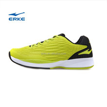ERKE wholesale factory dropshipping professional china top brand mens tennis shoes with TPR upper