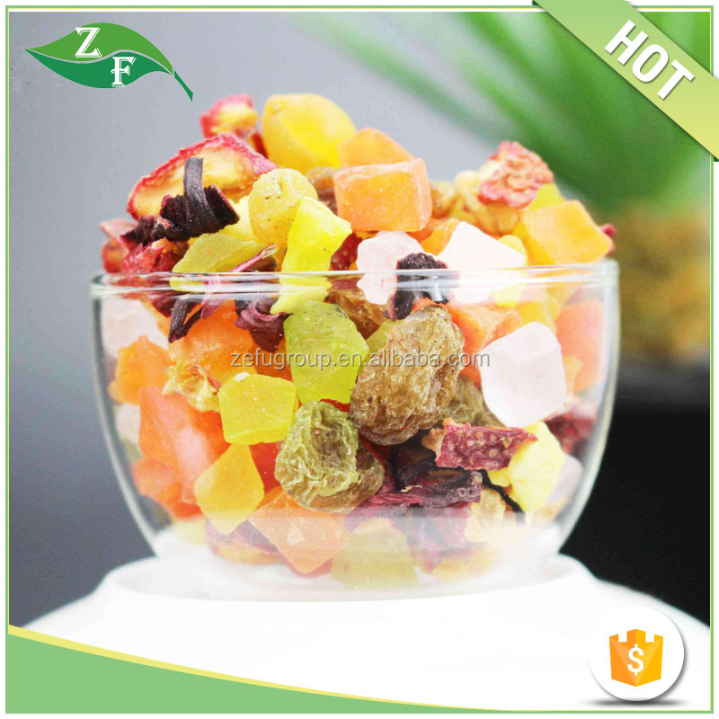 Factory Price Herbal Tea Diverse Flavored Fruit tea