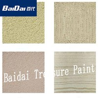 China Baidai stain resistance asian paints texture